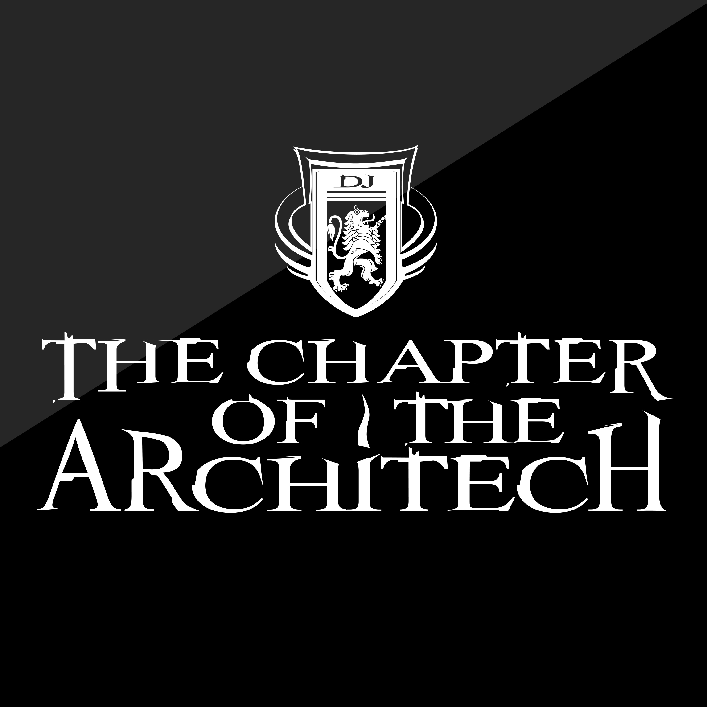The Chapter Of The Architech